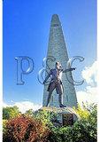 John Stark Statue and Bennington Battle Monument, Bennington, Vermont