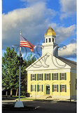 Historic Courthouse, Manchester, Vermont