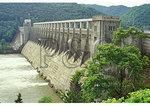Blue Stone River Dam, Hinton, West Virginia