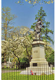 Stonewall Jackson Grave, Lexington , Virginia