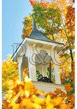 Union Church Steeple, Mount Jackson, Virginia