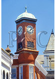 Town Clock, Downtown Staunton, Virginia