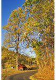 Country Road, Madison County, Virginia