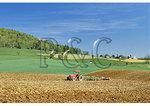 Plowing, Dayton, Shenandoah Valley of Virginia