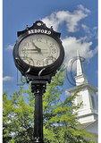 Town Clock, Downtown Bedford, Virginia