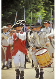 Revolutionary War, American soldiers, Battle of Point of Forks, Columbia, Virginia
