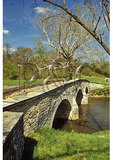 Burnside Bridge, Antietam National Battlefield, Sharpsburg, Maryland