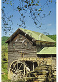 White's Mill, Abingdon, Virginia