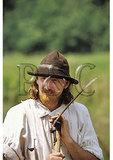 Cutting Hay, Frontier Culture Museum, Staunton, Virginia