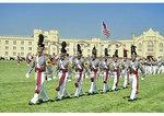 Parade at Virginia Military Institute, Lexington , Virginia