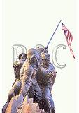 US Marine Corps War Memorial (Iwo Jima Monument), Arlington, Virginia