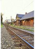 Historic Train Station, Luray, Virginia
