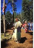 Ceremonial Dance, Pow Wow, Natural Bridge of Virginia