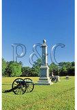 Viniard Field, Chickamauga and Chattanooga Military Park, Oglethorpe, Georgia