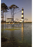 Bodie Island Lighthouse, Cape Hatteras National Seashore, North Carolina