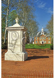 Village Green and Court House, Edenton, North Carolina