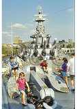 USS North Carolina, Wilmington, North Carolina