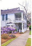 Thomas Bolem House, cc:1737, Historic District, Georgetown, South Carolina
