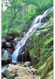 Crabtree Falls, Blue Ridge Parkway, Virginia