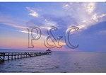 Sunset over Currituck Sound, Corolla, North Carolina