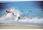 Surfer, Kill Devil Hills, North Carolina