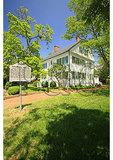 Poplar Hill Mansion, Salisbury, Maryland