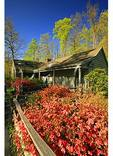 Humpback Rocks Visitors Center, Blue Ridge Parkway, Virginia