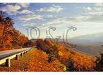 Blue Ridge Parkway, North of Buena Vista, Virginia