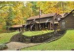 Restaurant, Watoga State Park, Hillsboro, West Virginia