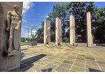 War Memorial, Virginia Tech, Blacksburg, Virginia