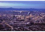 View of Roanoke From Mill Mountain, Roanoke, Virginia