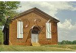 Saint Phillips Church, Negro Church CC1861 ,Old Salem, Winston-Salem, North Carolina
