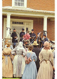 Trial of Confederate Civilian, Battle of McDowell, Virginia