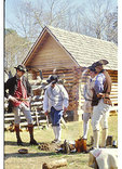 American Colonists, Yorktown Victory Center, Yorktown, Virginia