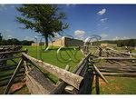 Fort Exterior, Fort Frederick State Park, Maryland