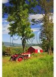 Old Tractor, Rockbridge Baths, Virginia