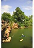 Seneca Aquaduct, C and O Canal National Historic Park, Seneca, Maryland