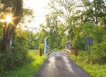 One Lane Bridge, Franks Mill, Shenandoah Valley, Virginia
