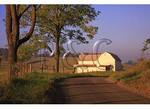 Rural Road at Morning, Mount Solon, Virginia