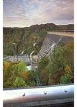 Fontana Lake Dam, Great Smoky Mountains National Park, North Carolina