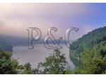 Rising Fog, Lake Moomaw, Covington, Virginia