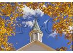 Church Steeple, McKinley, Shenandoah Valley, Virginia