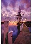 The Dove at Sunrise, Sail Lewes, Lewes Harbor, Lewes, Delaware