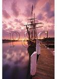 The Dove at Sunrise, Sail Lewes, Lewes Harbor, Lewes, Delaware