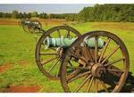 Cannons, Manassas National Battlefield Park, Manassas, Virginia