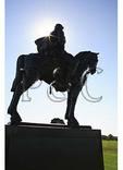 Stonewall Jackson Memorial, Manassas National Battlefield Park, Manassas, Virginia