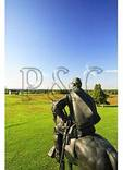 Stonewall Jackson Memorial and Henry House, Manassas National Battlefield Park, Manassas, Virginia