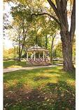 BAndstand, Berkeley Springs State Park, Berkeley Springs, West Virginia