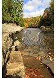 Youghiogheny River, Swallow Falls State Park, Oakland, Maryland