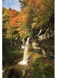 Lower Falls, Falls of Hills Creek, Richwood, West Virginia